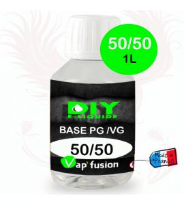 Base PG/VG 50/50 1L by Vap'fusion