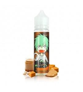 E-liquide Hazelnut butter 50ml breaking juice avec booster 18mg