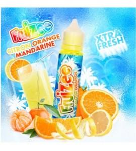 orange mandarine citron - fruizee 50ml - eliquidefrance