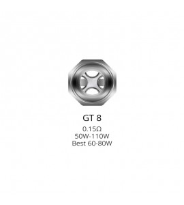 Lot de 3 résistances GT Cores