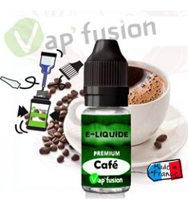 E liquide café 10ml Vapfusion