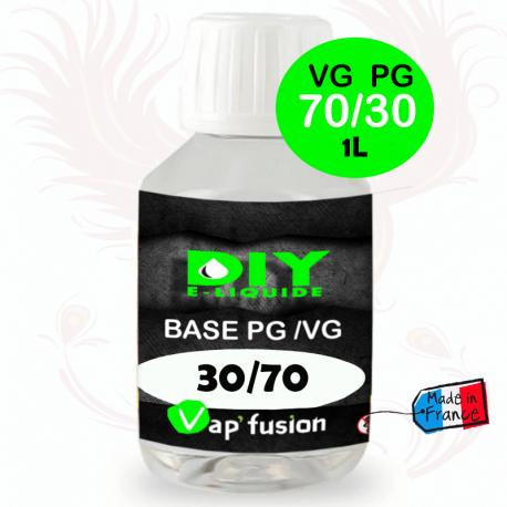 Base VG/PG 70-30 1l by Vap'fusion