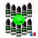96 Booster 20 mg nicotine 10 ml Vapfusion