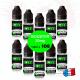 108 Booster 20 mg nicotine 10 ml Vapfusion