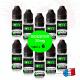 6 Booster 20 mg nicotine 10 ml Vapfusion