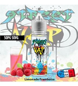 E liquide Limonade Framboise- 50ml - Street Vap