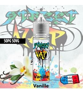 E liquide Vanille - 50ml - Street Vap