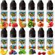 boite de 12 e-liquide STREETVAP 10ML