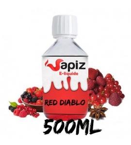E-liquide red diablo 250 ml. vapiz