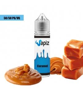 E liquide Caramel - 50ml - Vapiz 50/50 PG/VG