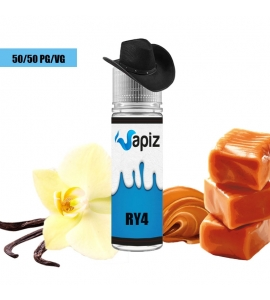 E liquide Classic Ry-4 - 50ml - Vapiz