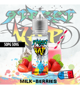 Eliquide milk berries 50ml street vap