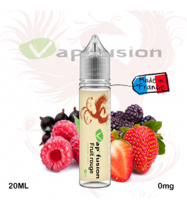 E-LIQUIDE FRUITS ROUGES VAP'FUSION 30ML