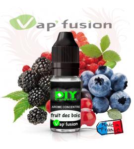Concentré fraise 10 ml by Vap'fusion